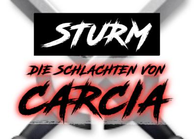 Die Schlachten von Carcia
